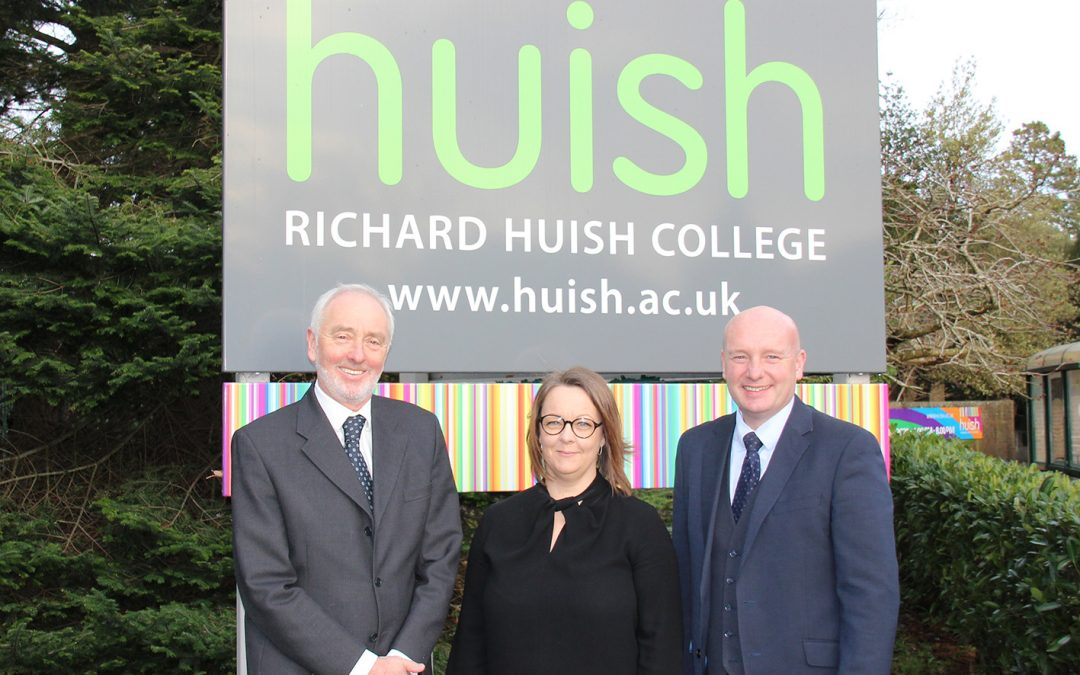 Richard Huish College and Education Group appoints a new Principal and Chief Executive