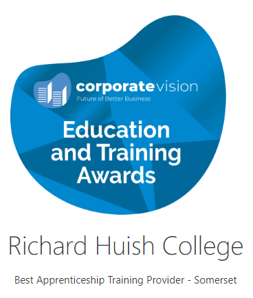 Huish Apprenticeships named Best Apprenticeship Training Provider in Somerset