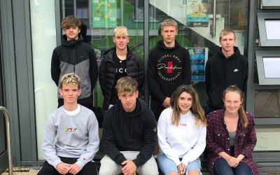 Richard Huish Students selected for Somerset Cricket Academy Programme