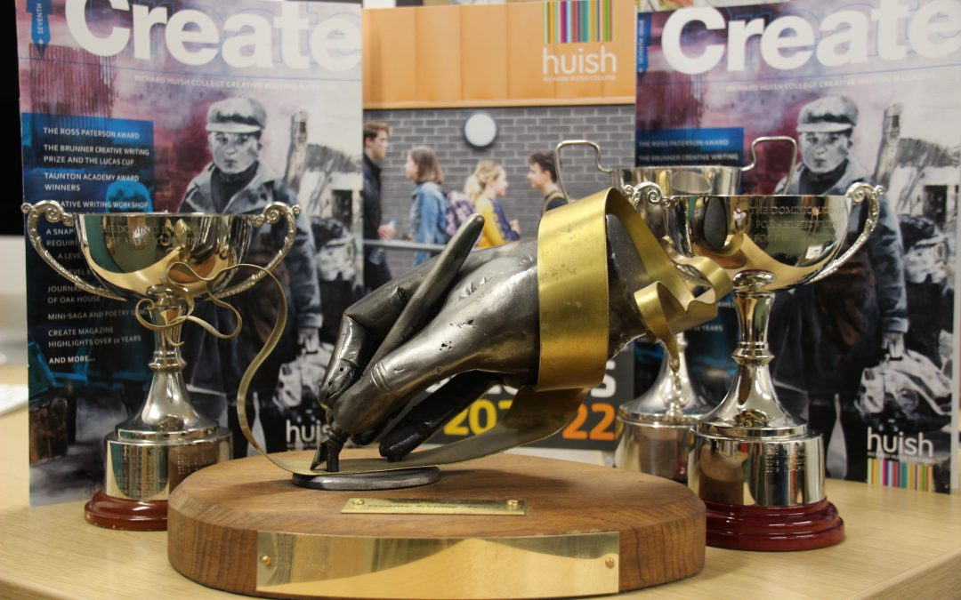 Trophies from the Awards