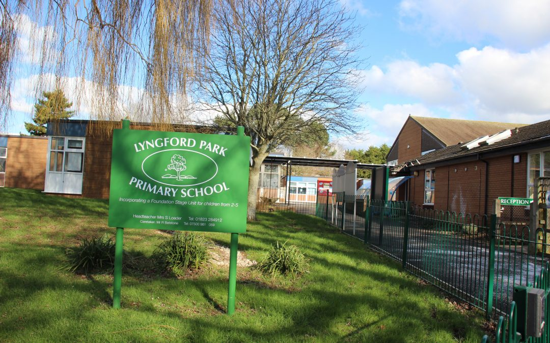 Richard Huish Education Group welcomes Lyngford Park Primary School
