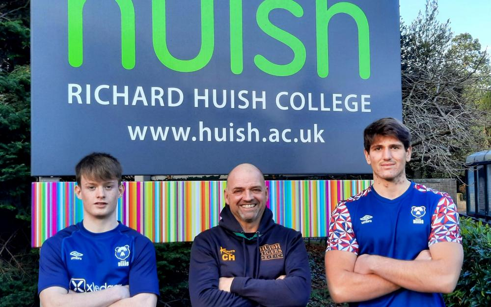 Bristol Bears Academy and Women Announces Exciting Partnership with Richard Huish College