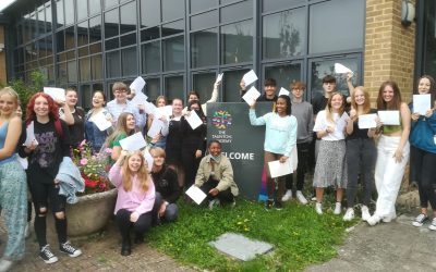 GCSE Results 2021 at The Taunton Academy